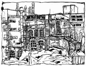 Schellackfabrik | Siebdruck | 10 x 15